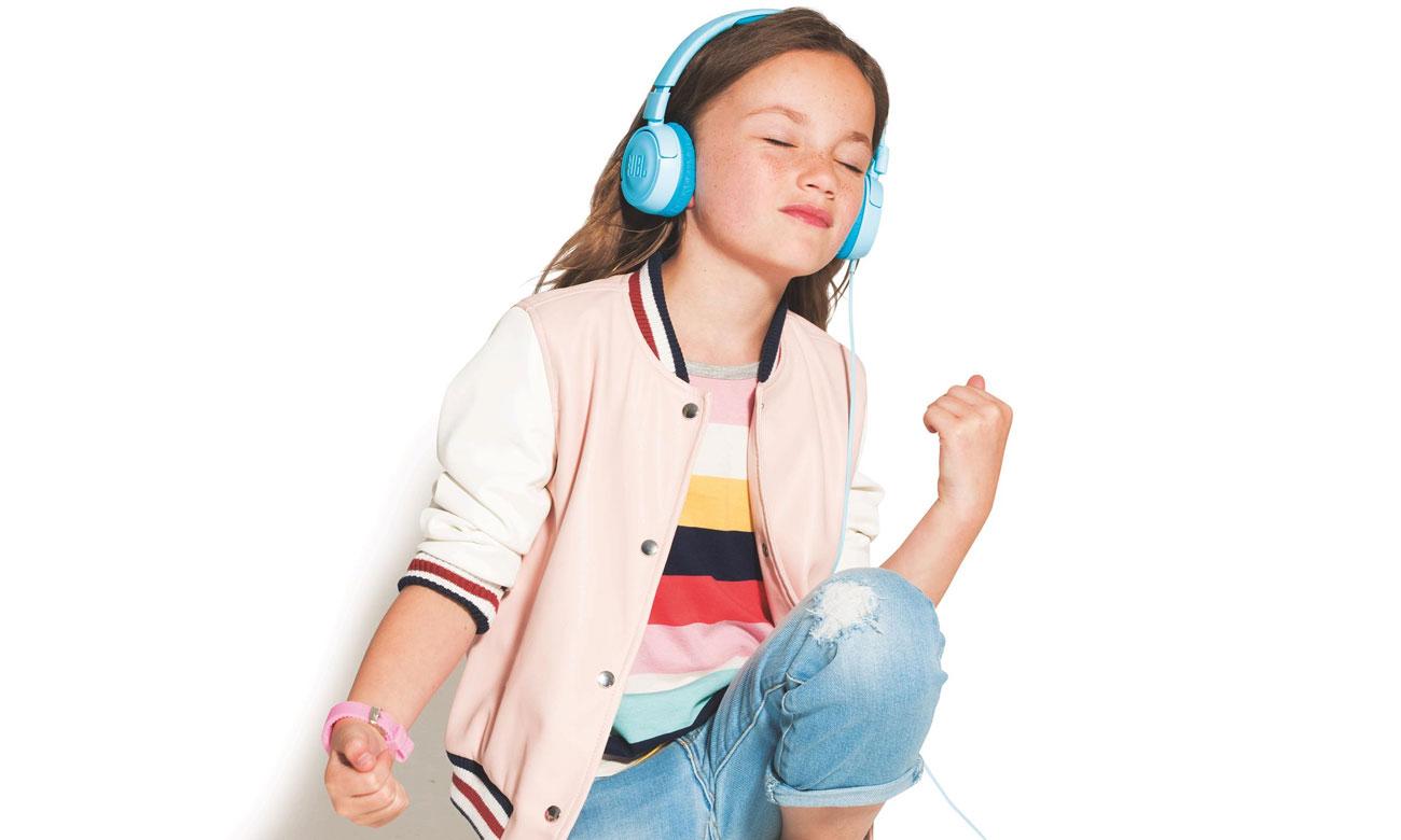 Słuchawki z ochroną słuchu dla dzieci JUNIOR JR300 JBL