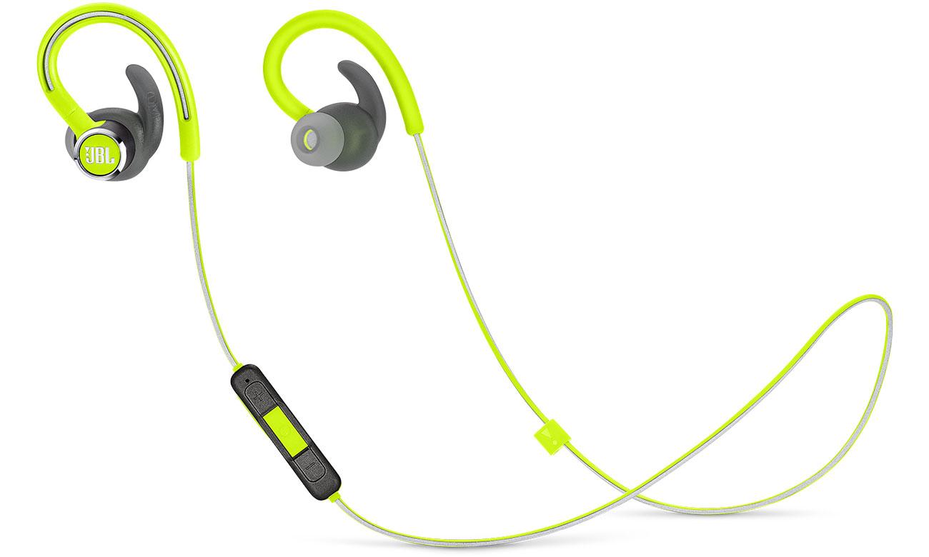 Słuchawki dokanałowe JBL Contour 2 Zielone