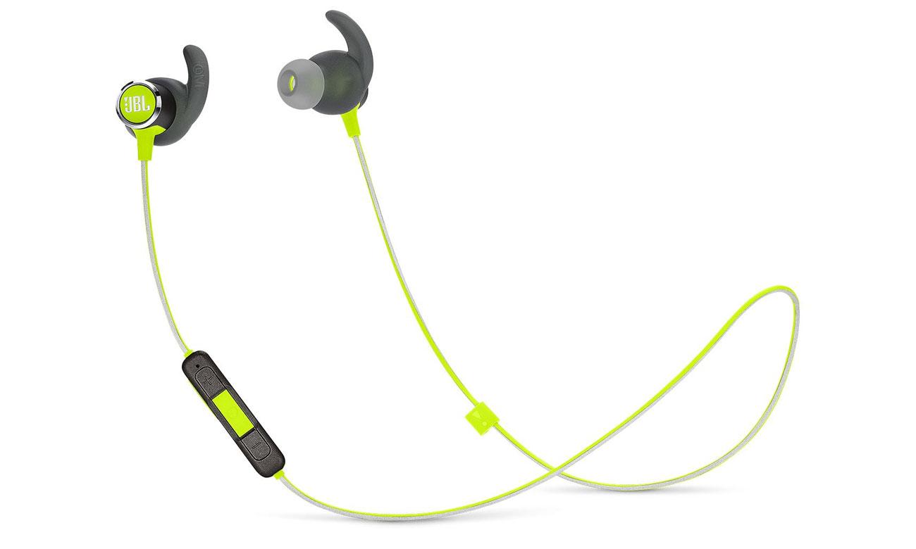 Słuchawki bezprzewodowe JBL Reflect Mini 2 BT Zielone