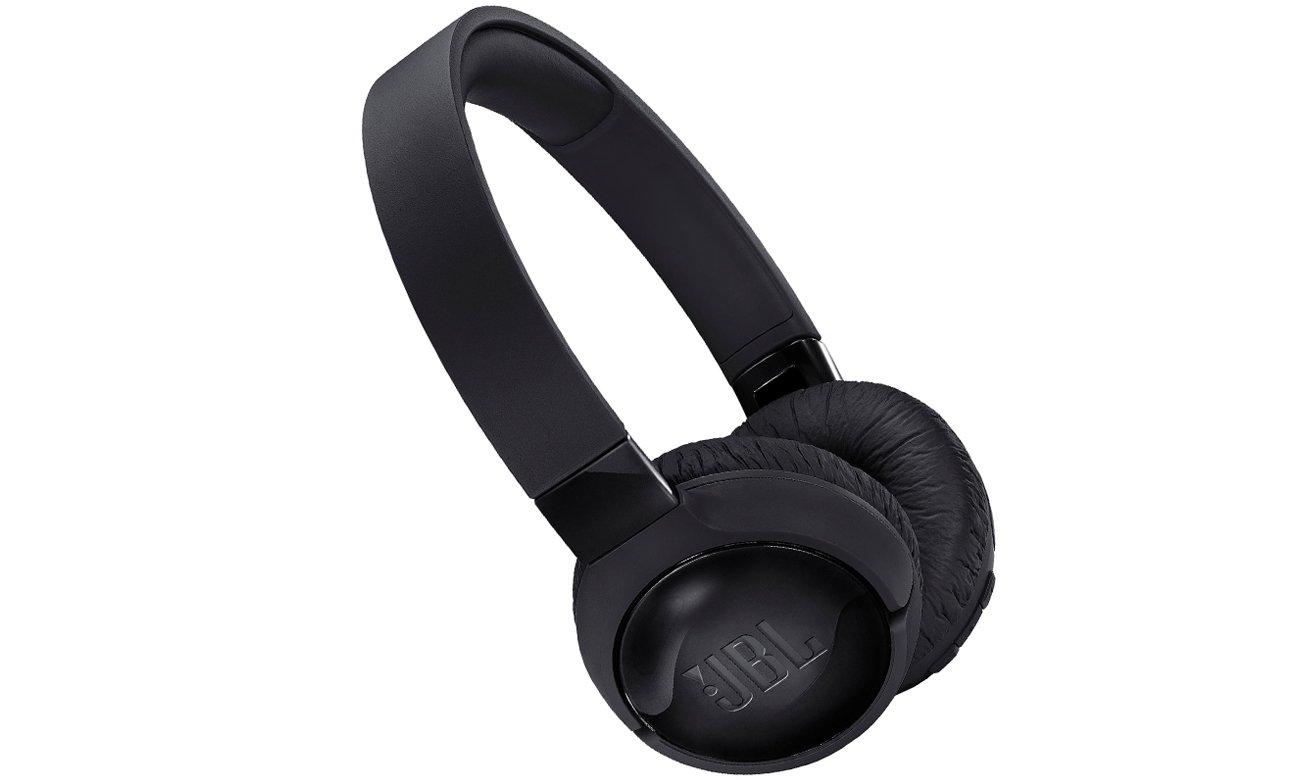 Słuchawki nauszne Bluetooth JBL T600BT NC czarne