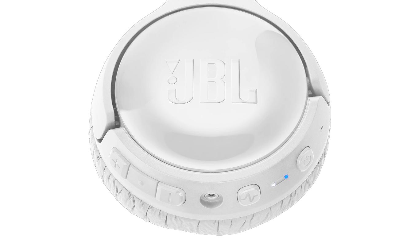 Adaptive Noise Cancelling w słuchawkach JBL T600BT NC
