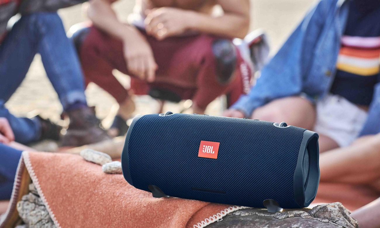 Głośnik Bluetooth JBL Xtreme 2 niebieski