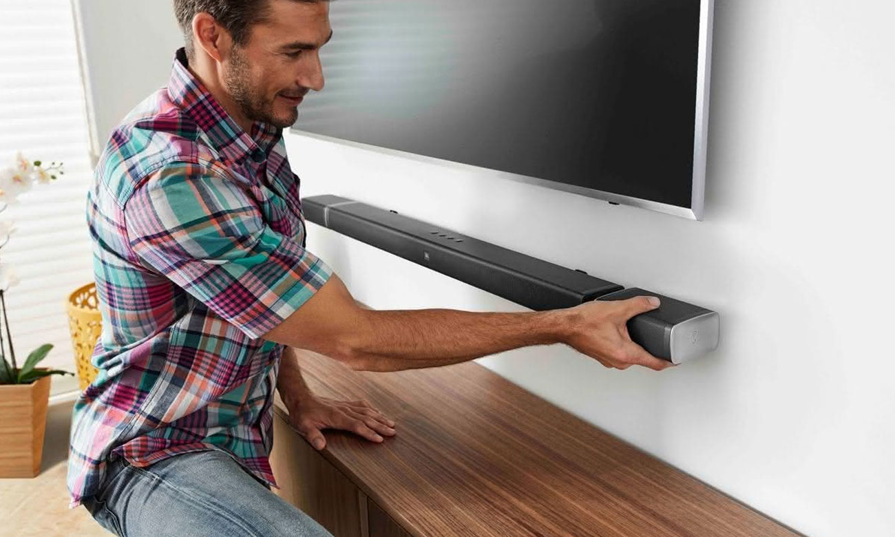 Soundbar 5.1 o mocy 510 W JBL BAR 5.1