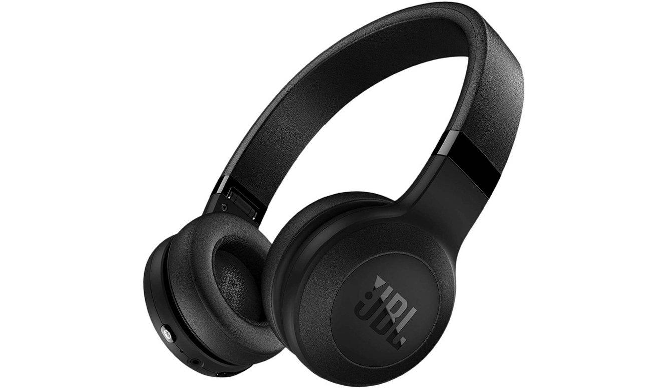 Bezprzewodowe słuchawki JBL C45BT czarne