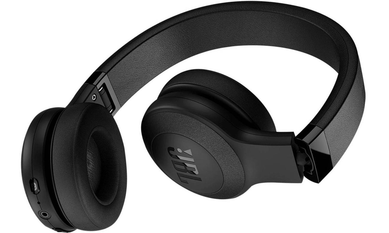 Wygodne słuchawki nauszne JBL C45BT