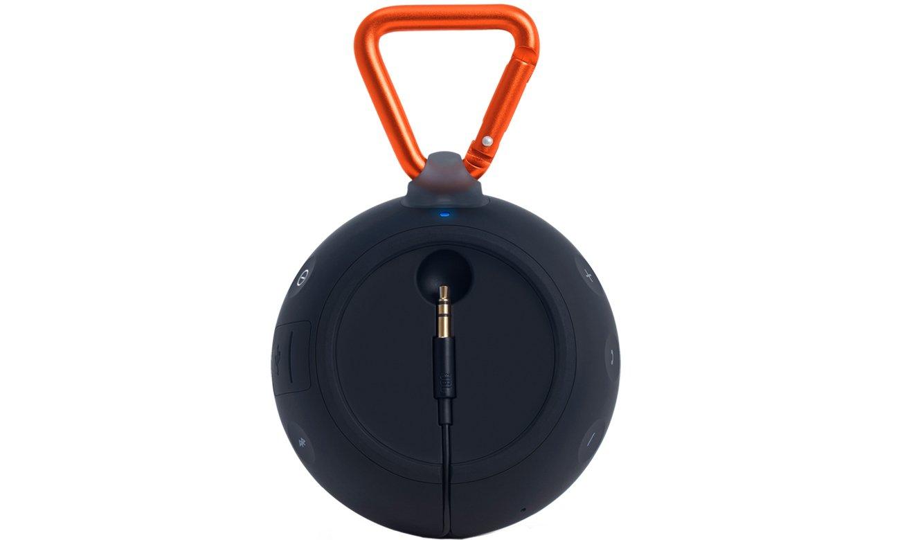 Głośnik JBL CLIP 2 z przewodem AUX