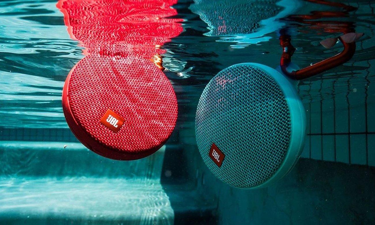 Głośnik bezprzewodowy, wodoodporny IPX7 JBL CLIP 2