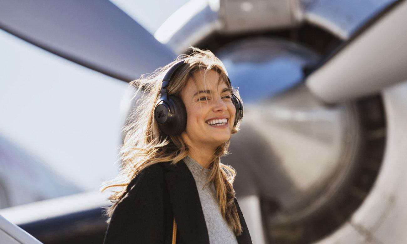 Wygodne słuchawki bezprzewodowe JBL Club ONE