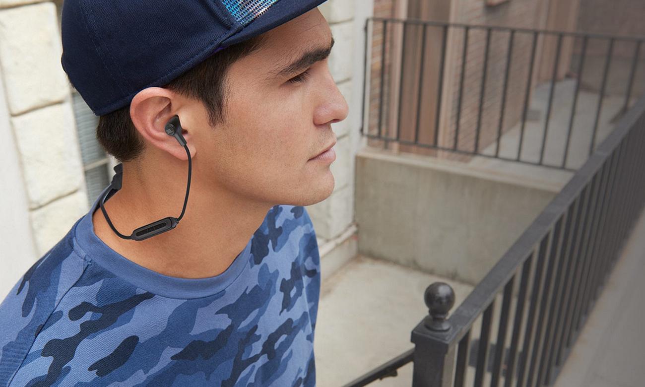 Bezprzewodowe słuchawki JBL E25BT