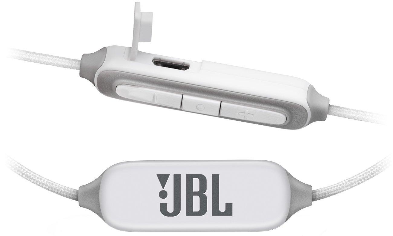 Pilot w słuchawkach z mikrofonem JBL E25BT