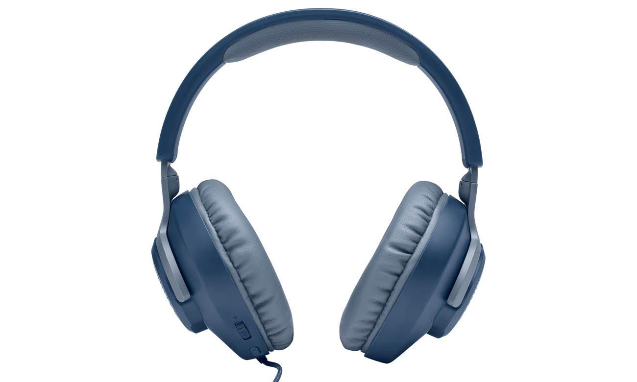 Wygodne i lekkie słuchawki gamingowe JBL Quantum 100