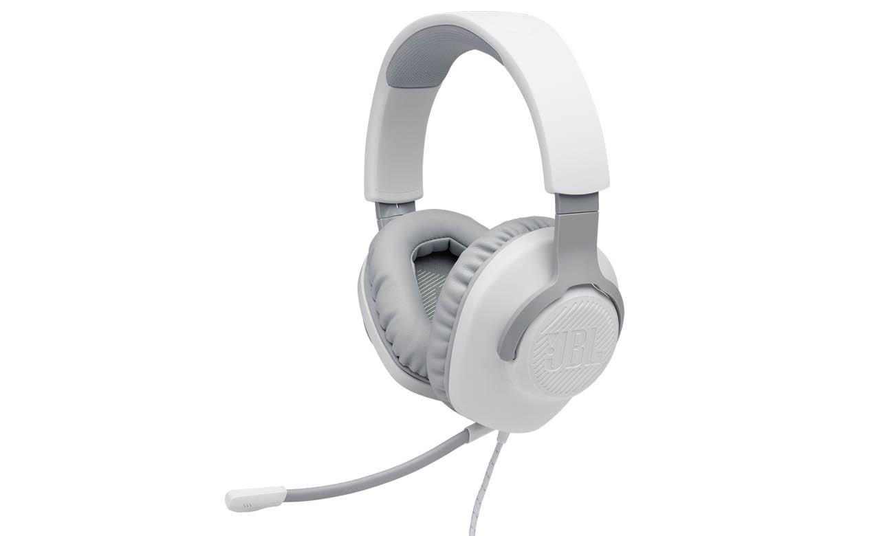 Zestaw słuchawkowy do gier JBL Quantum 100 z odłączanym mikrofonem