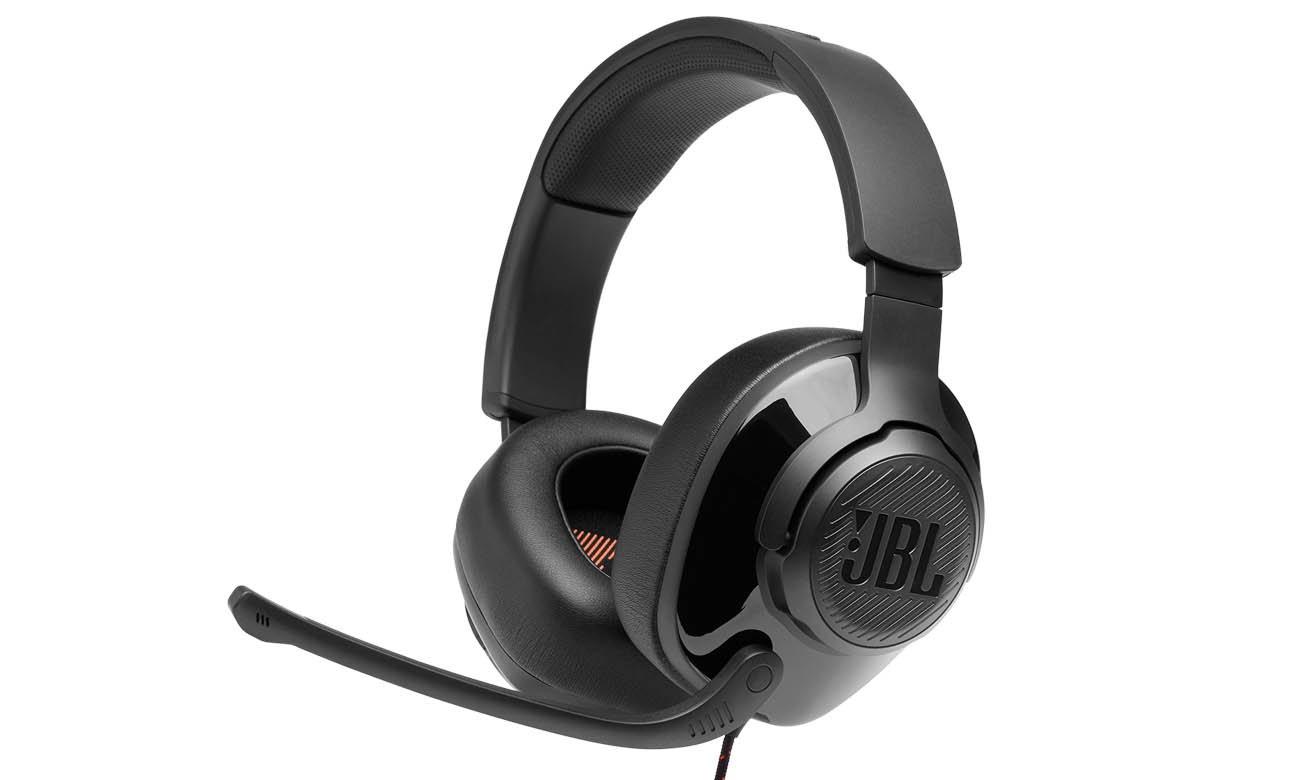 Zestaw słuchawkowy do gier JBL Quantum 300 z odchylanym mikrofonem