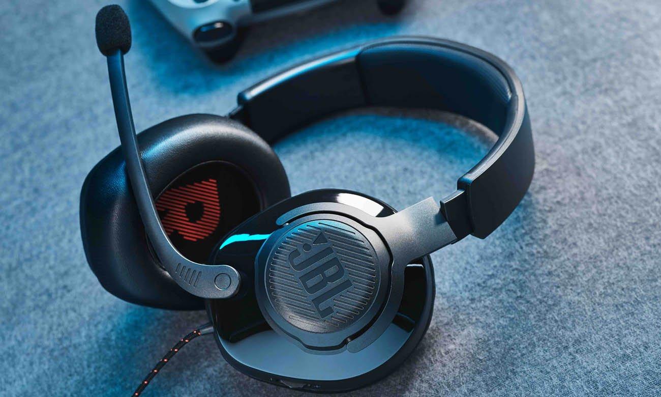 Zestaw słuchawkowy do gier JBL Quantum 300 z mikrofonem
