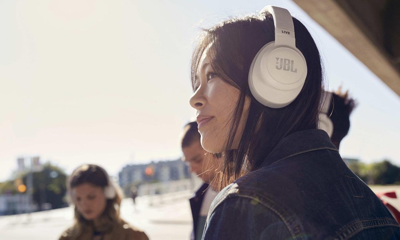 Słuchawki bezprzewodowe JBL LIVE 500BT
