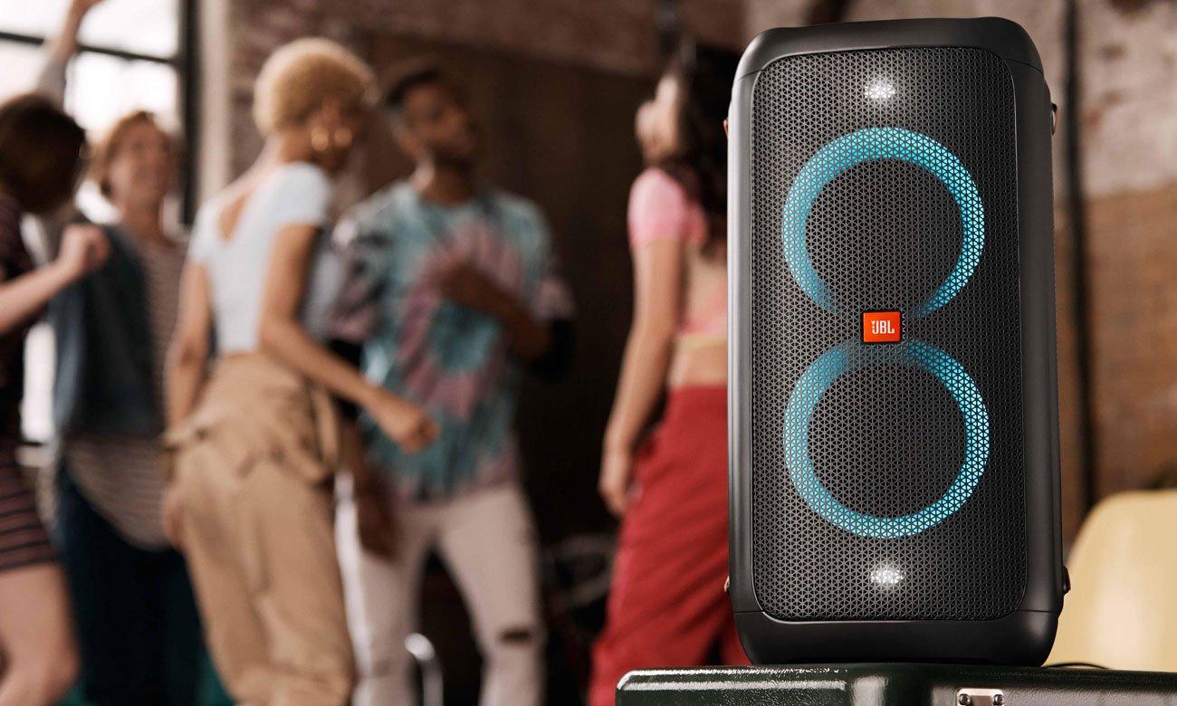 Głośnik Power Audio JBL PartyBox 100