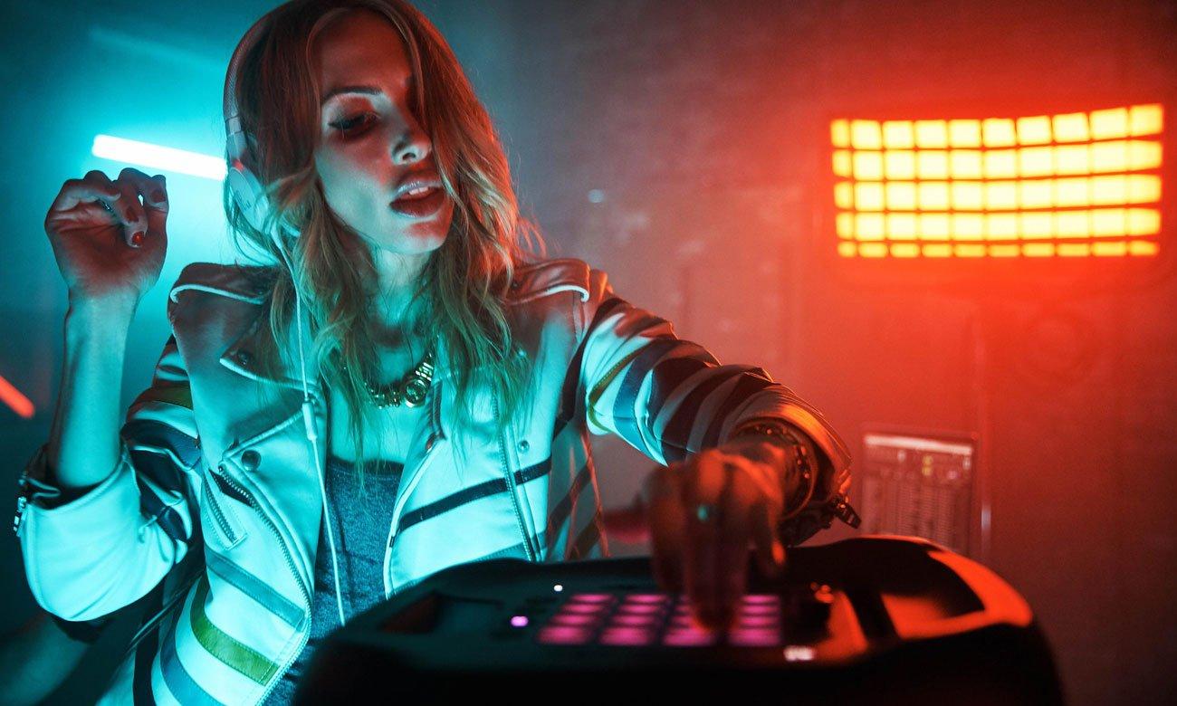 Głośnik JBL PartyBox 1000 z padem dla DJ