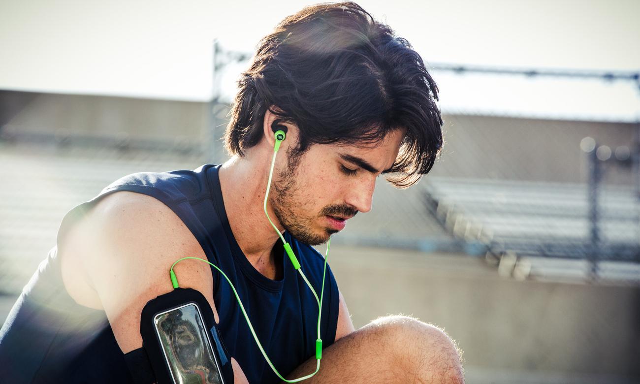 słuchawki z mikrofonem JBL Synchros Reflect