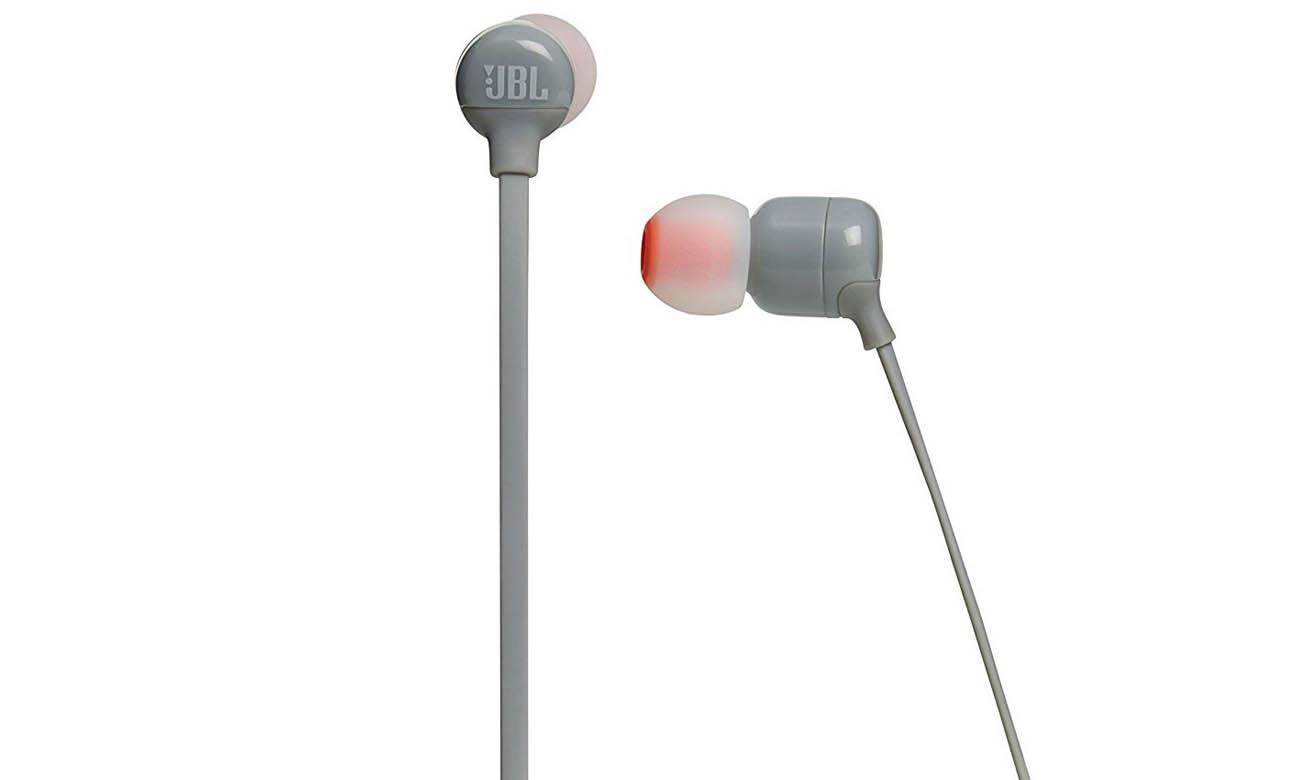 Dokanałowe słuchawki Bluetooth JBL T110BT