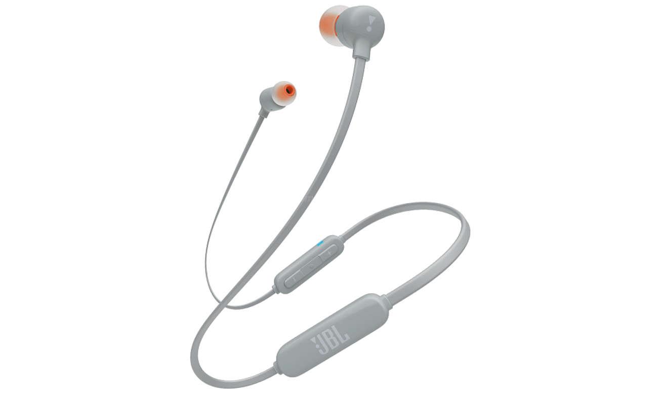 Słuchawki bezprzewodowe JBL T110BT szary T110BTGRY