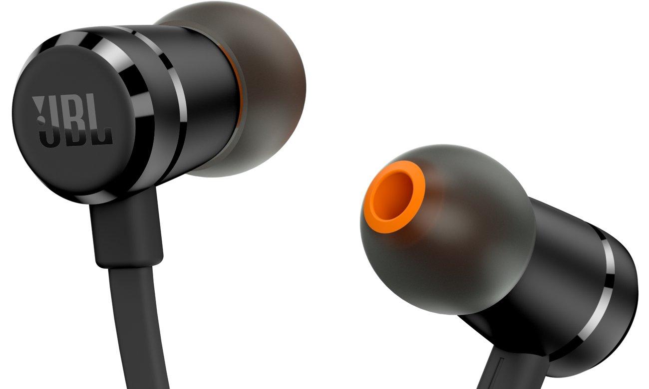 Słuchawki dokanałowe T290 JBL z mikrofonem