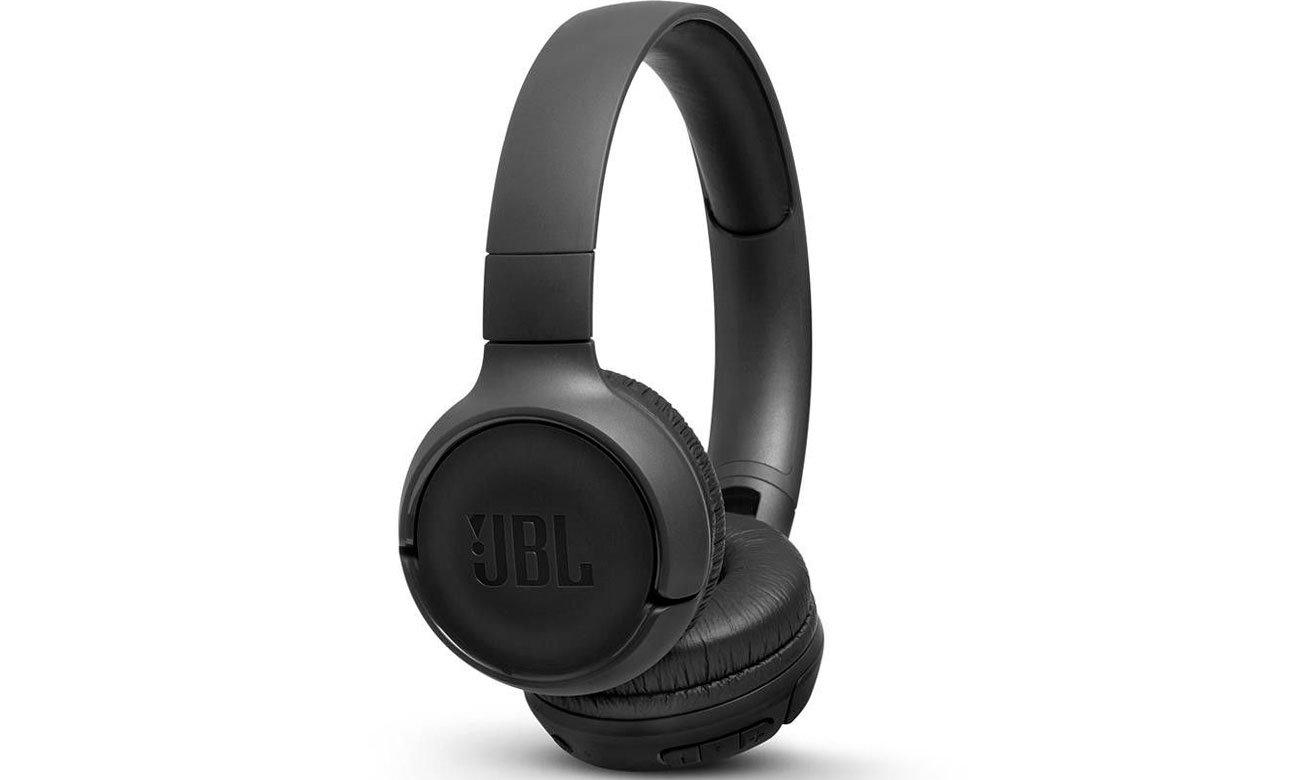 Słuchawkach bezprzewodowe JBL T500BT czarne