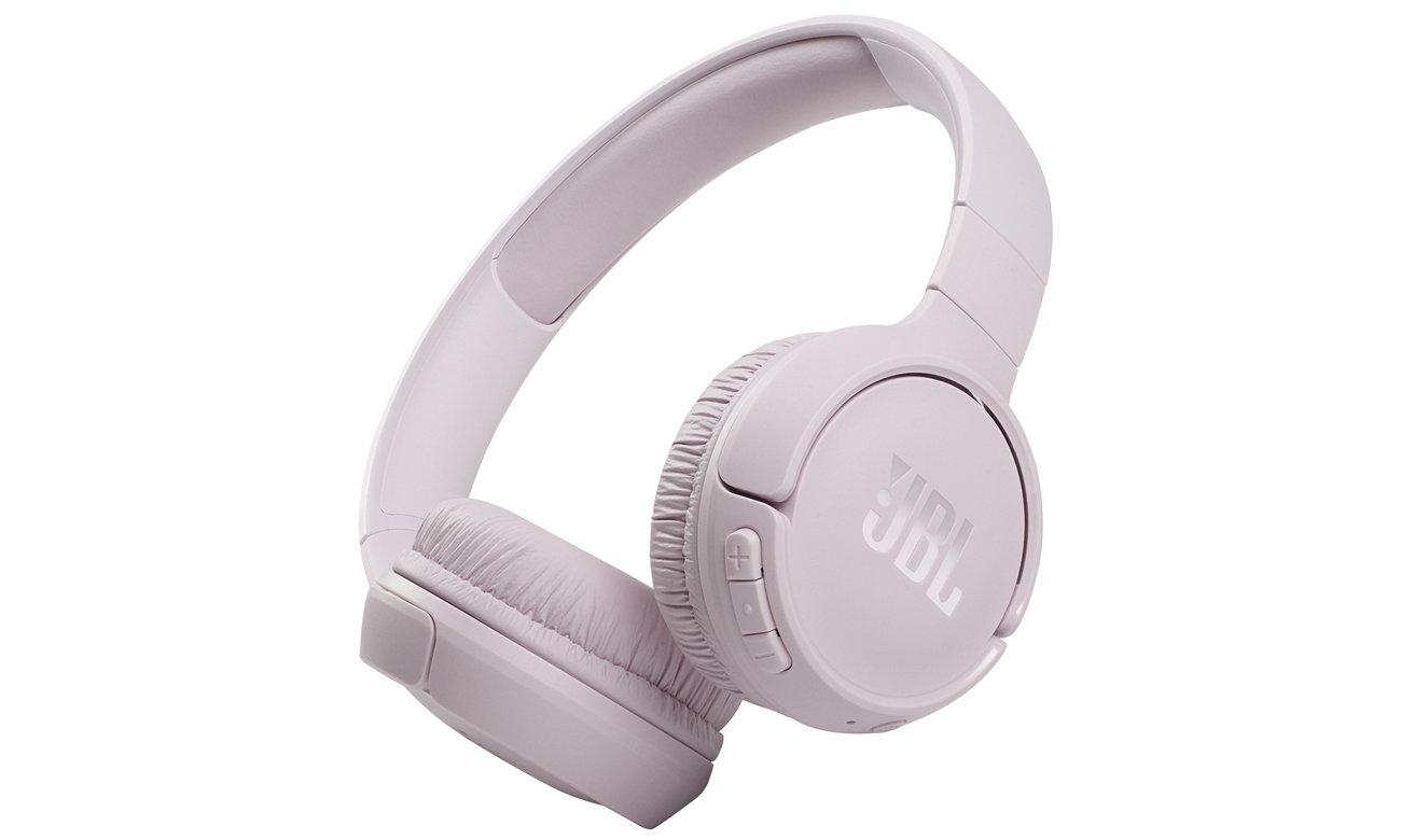Słuchawki bezprzewodowe JBL Tune 510 BT Różowe