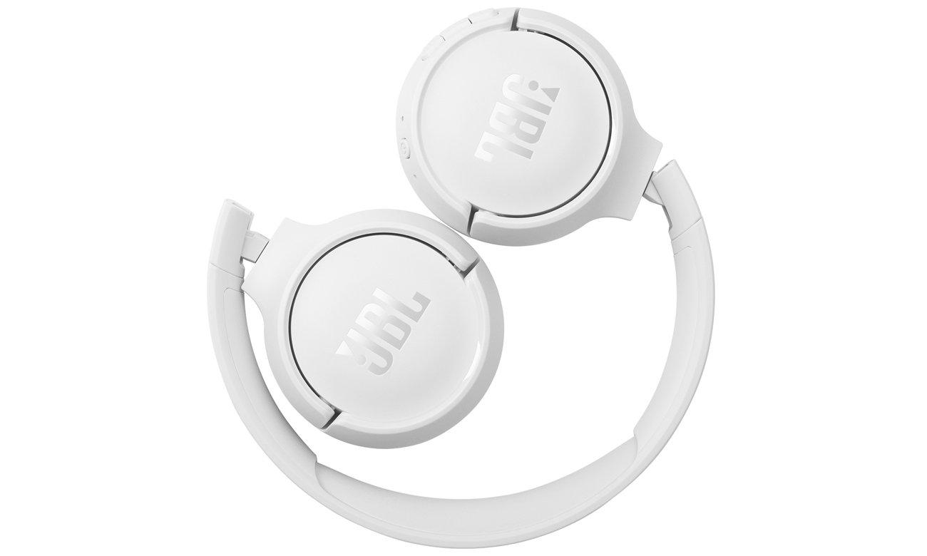 Bezprzewodowe słuchawki nauszne JBL Tune 510 BT