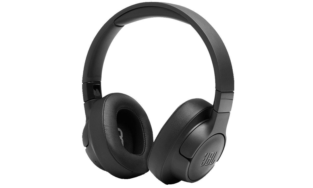 Słuchawki bezprzewodowe JBL TUNE T700BT czarne
