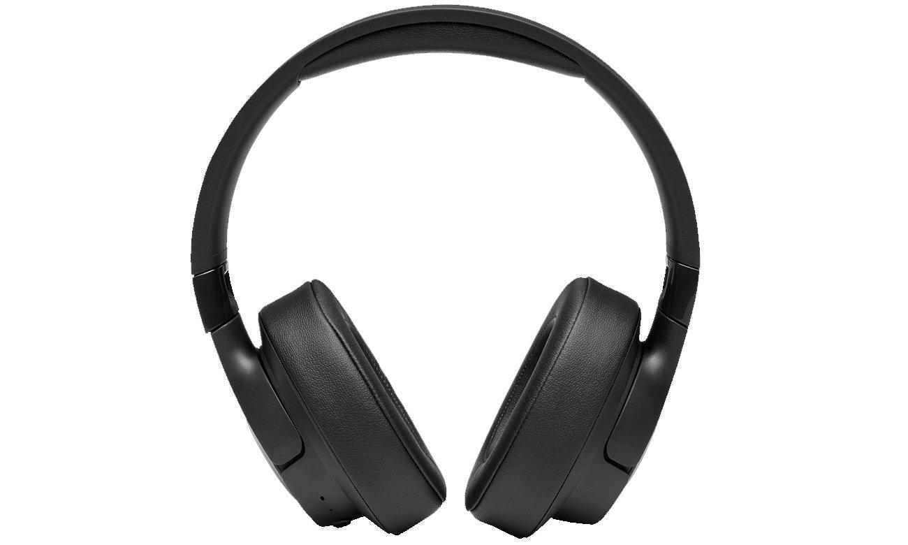 Brzmienie słuchawek BT JBL TUNE T700BT