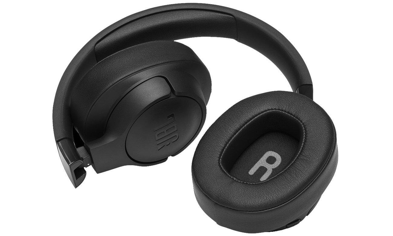 Bezprzewodowe słuchawki nauszne JBL T700BT black