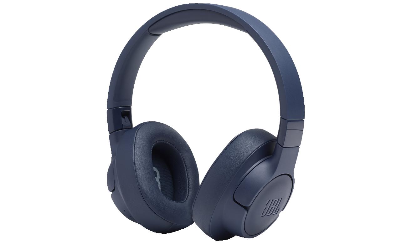 Słuchawki bezprzewodowe JBL TUNE T700BT niebieskie