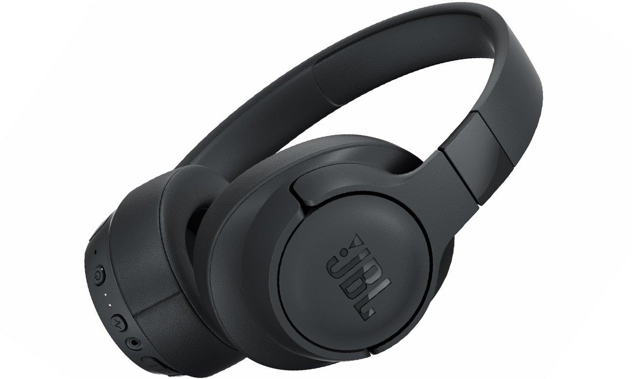 Słuchawkach bezprzewodowe JBL TUNE T750BT NC czarne