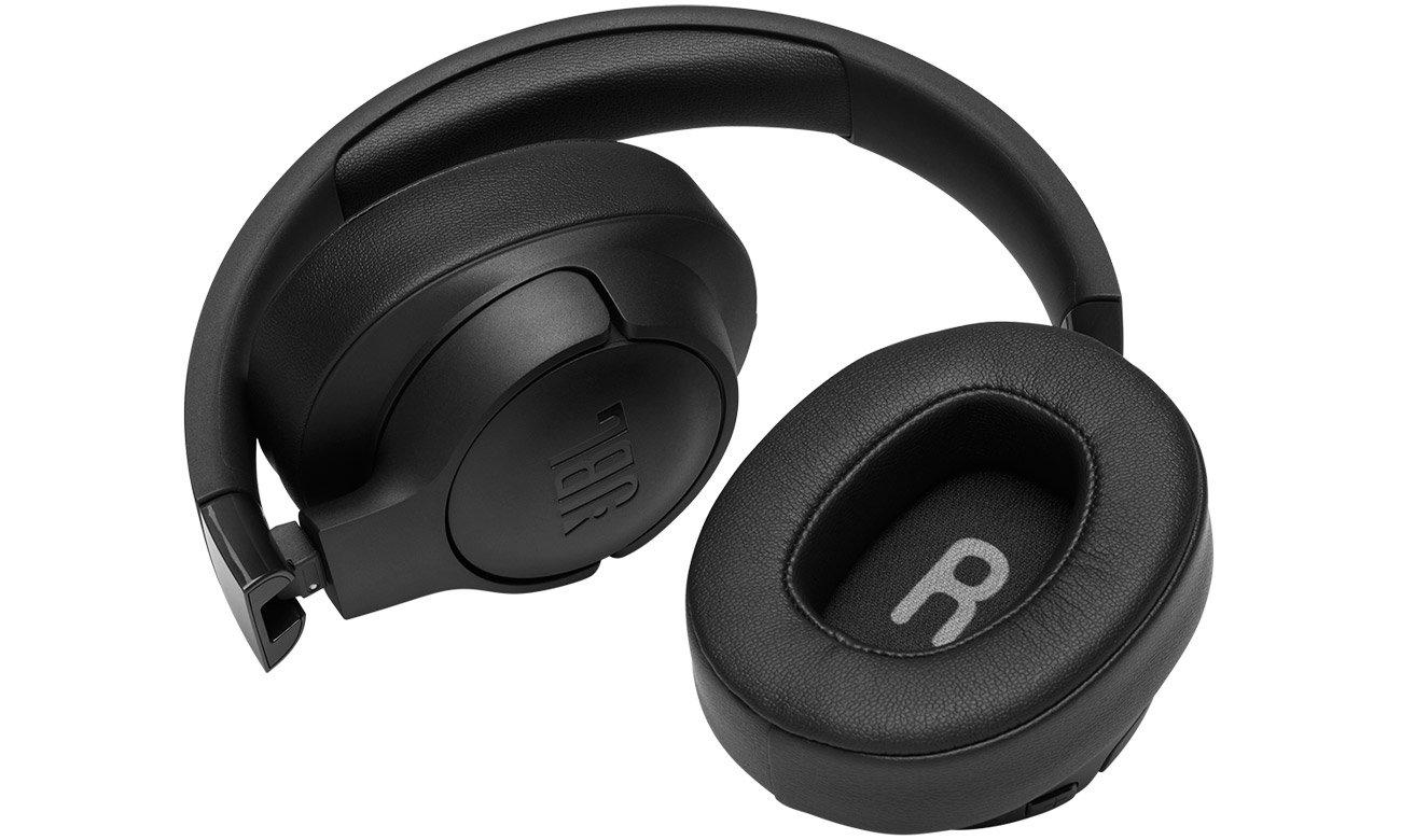 Bezprzewodowe słuchawki nauszne JBL T750BT NC black