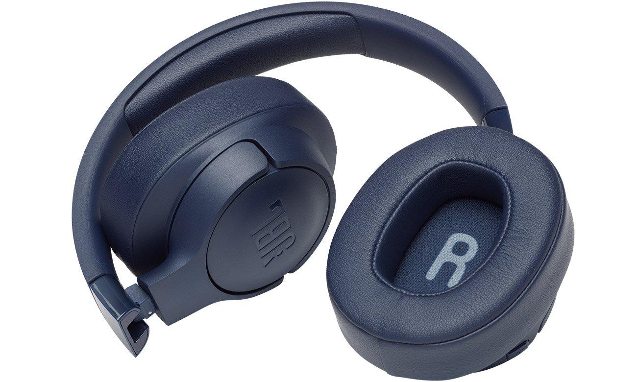 Bezprzewodowe słuchawki nauszne JBL T750BT NC