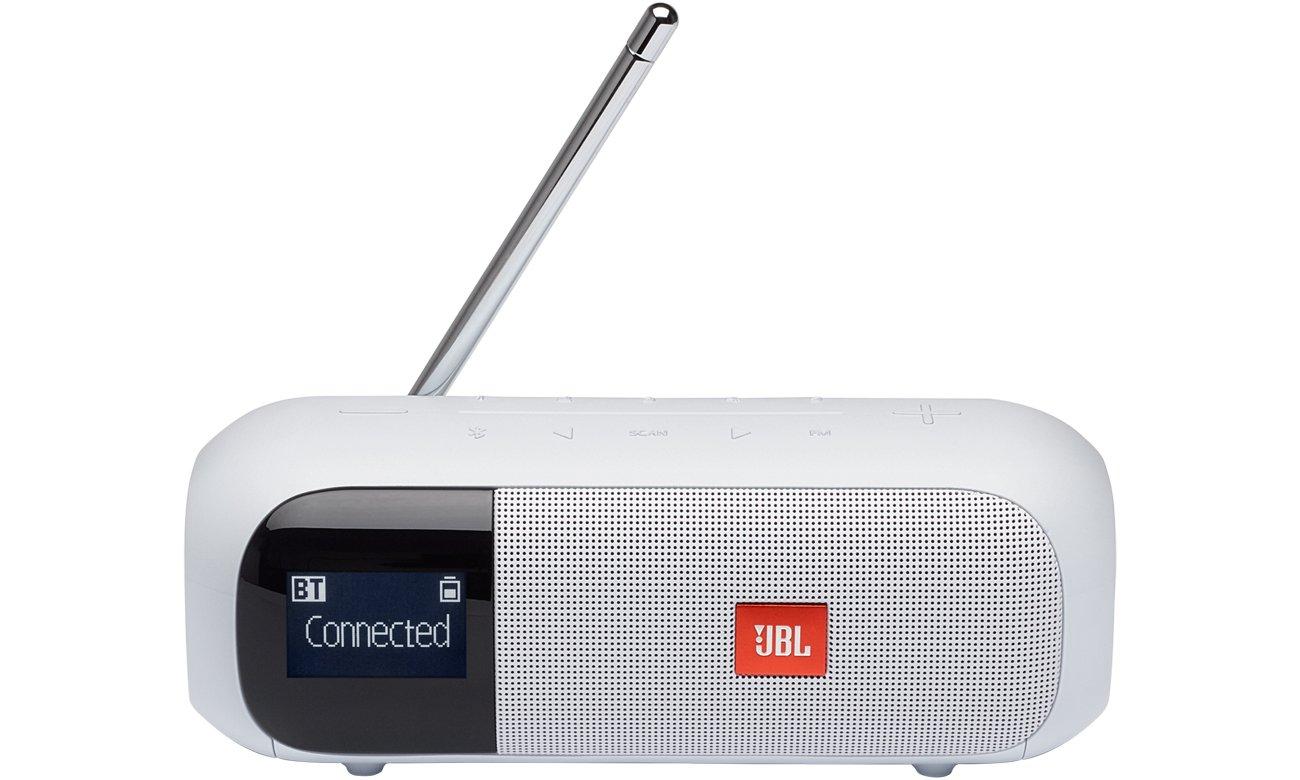 Głośnik Bluetooth z radiem JBL Tuner 2 biały