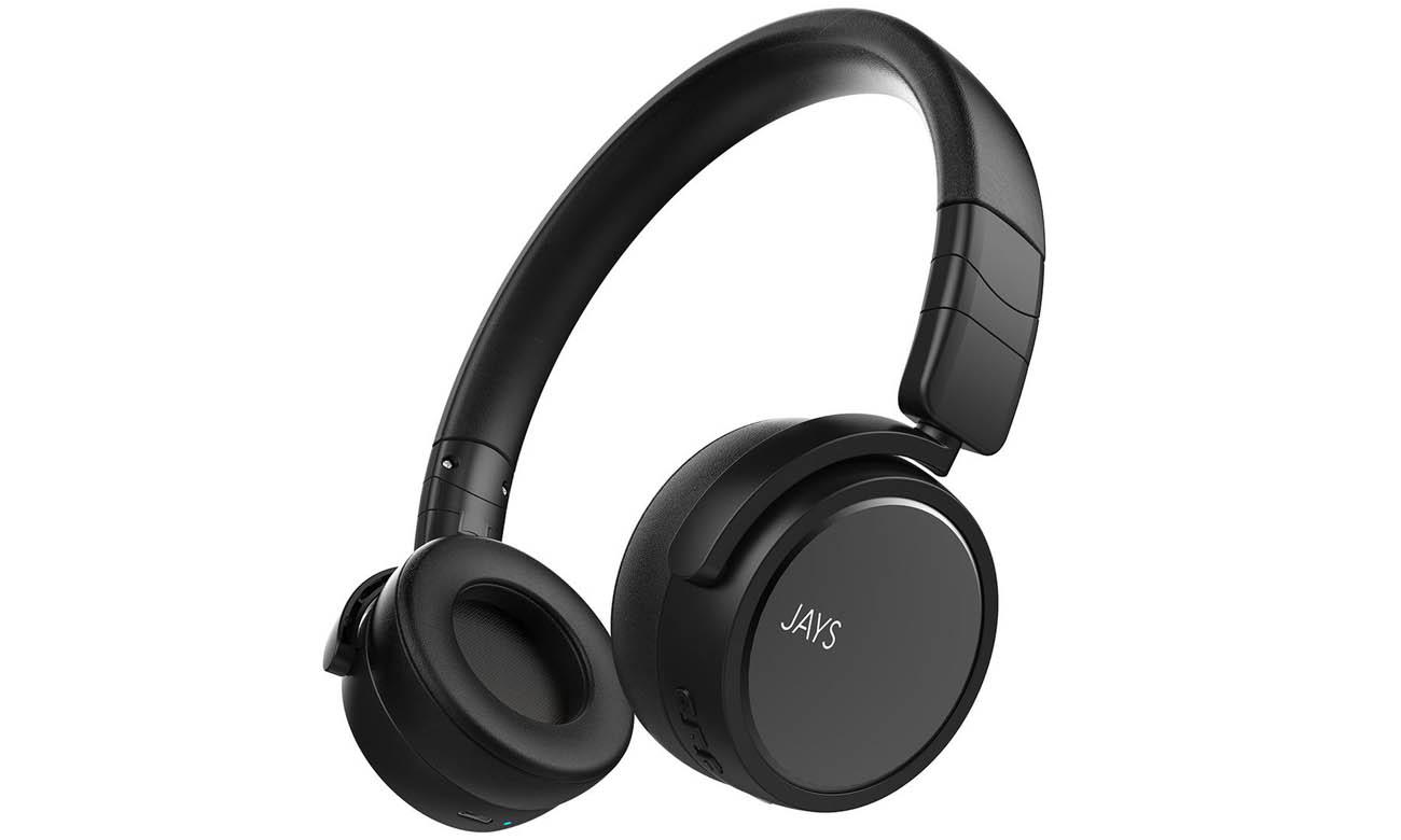 Słuchawki nauszne bezprzewodowe Jays x-Five