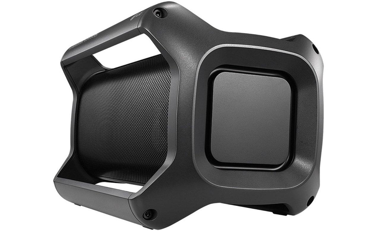Głośnik LG XBOOM PK5 z podświetlanymi głośnikami