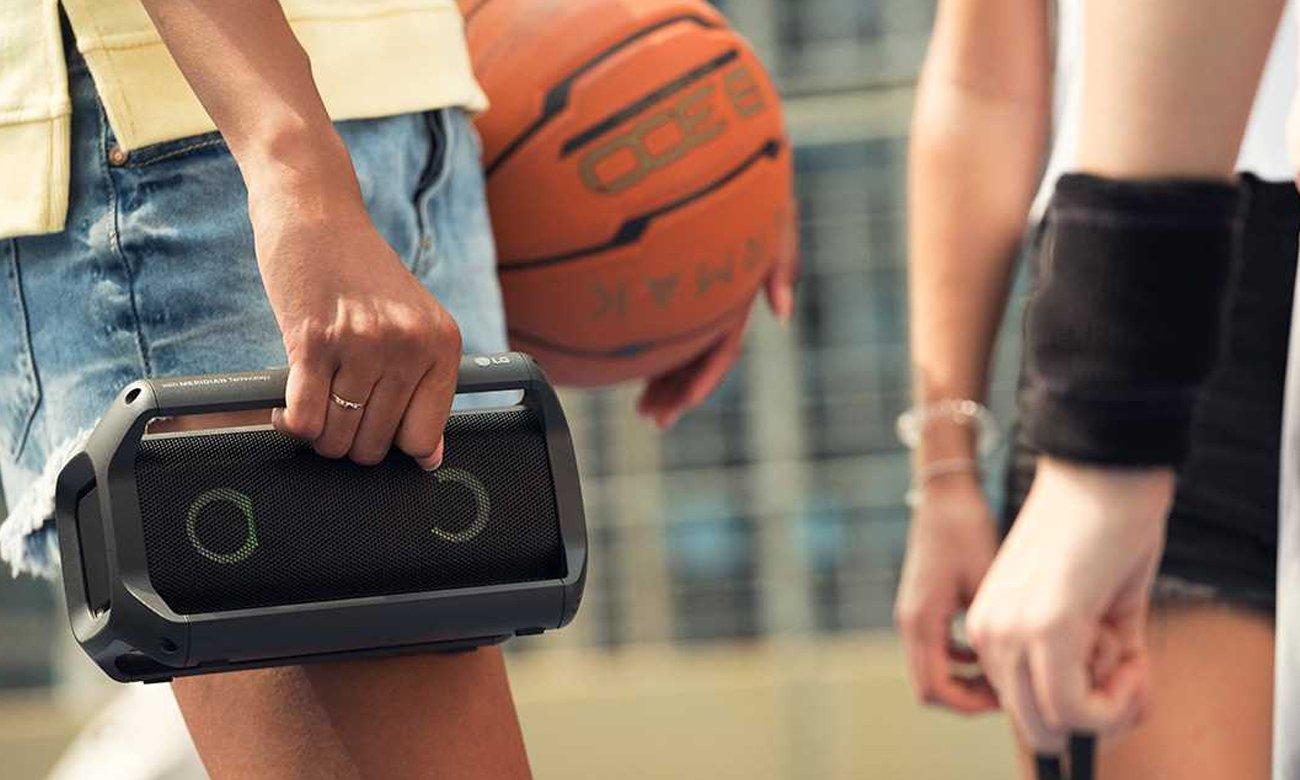 Przenośny głośnik LG XBOOM PK5