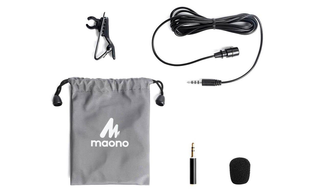 Mikrofon ze złączem jack 3,5 mm MAONO AU-400