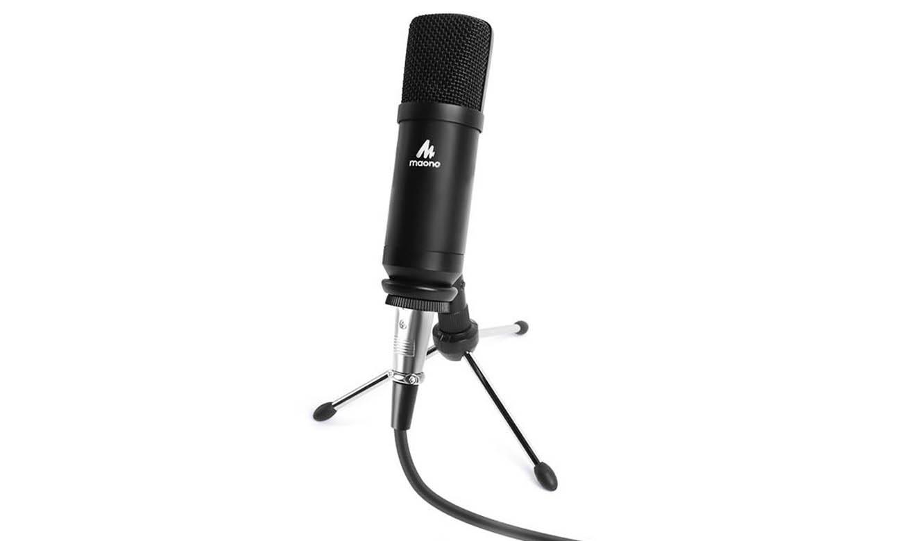 Mikrofon pojemnościowy MAONO AU-A03TR opinie