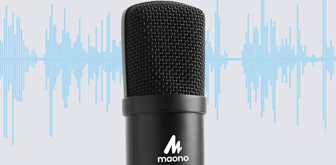Kardioidalny mikrofon MAONO AU-A04TR