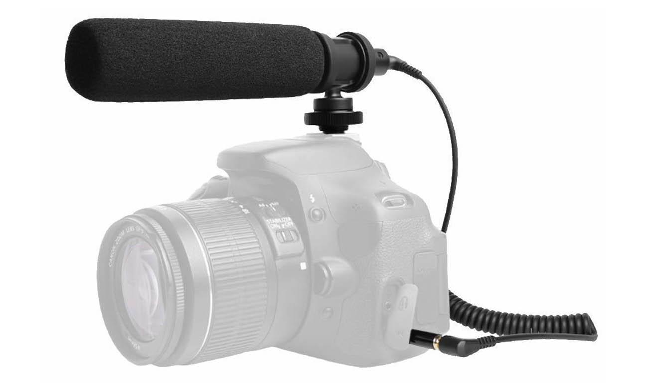 Mikrofon do aparatu MAONO AU-CM10 opinie