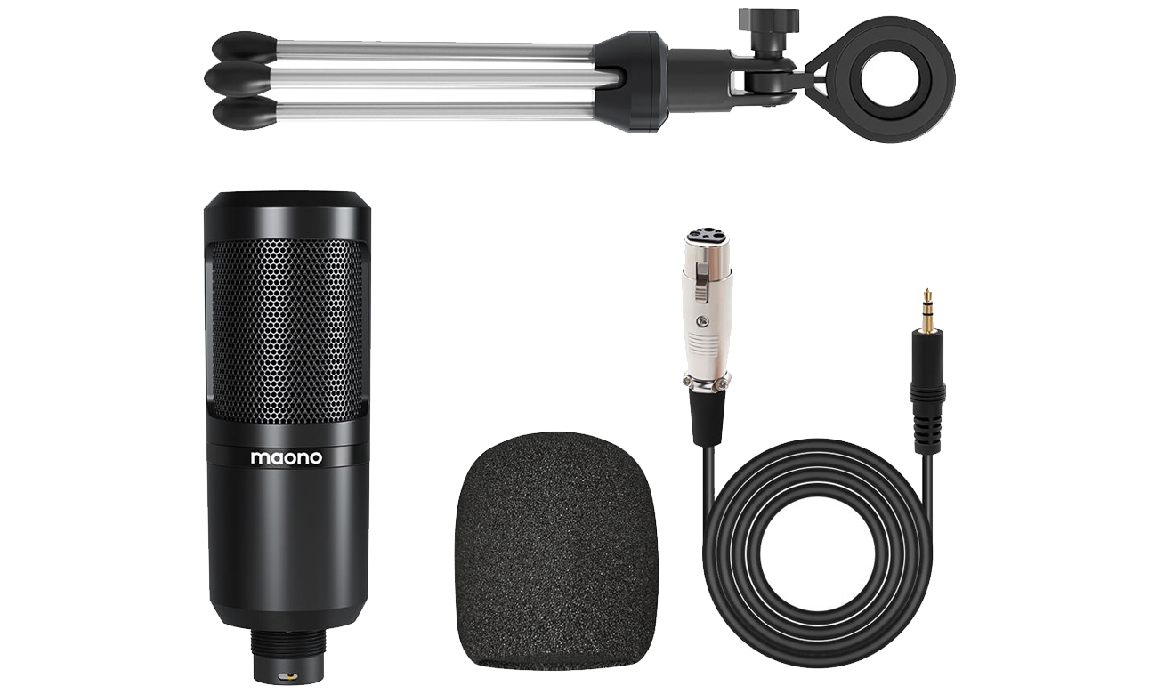 Mikrofon USB MAONO AU-PM360 TR