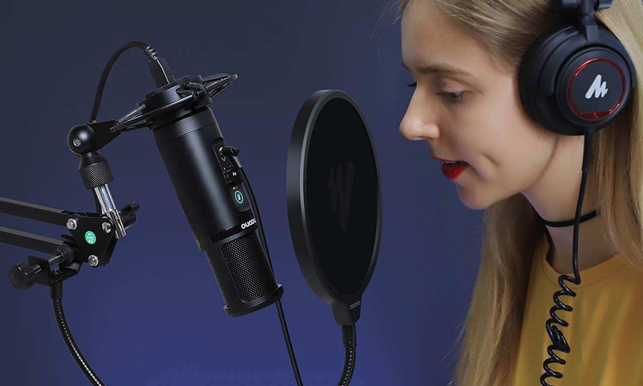 Kardioidalny mikrofon MAONO AU-PM422