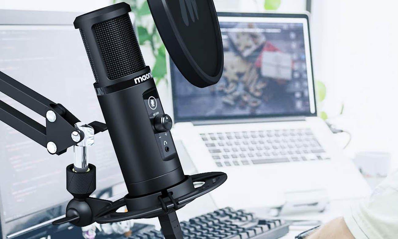 Mikrofon USB MAONO AU-PM422
