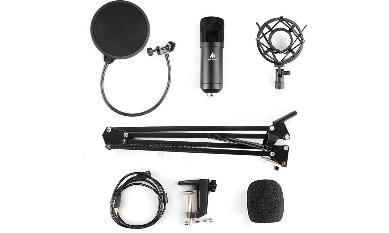 Mikrofon USB MAONO MKIT-USB
