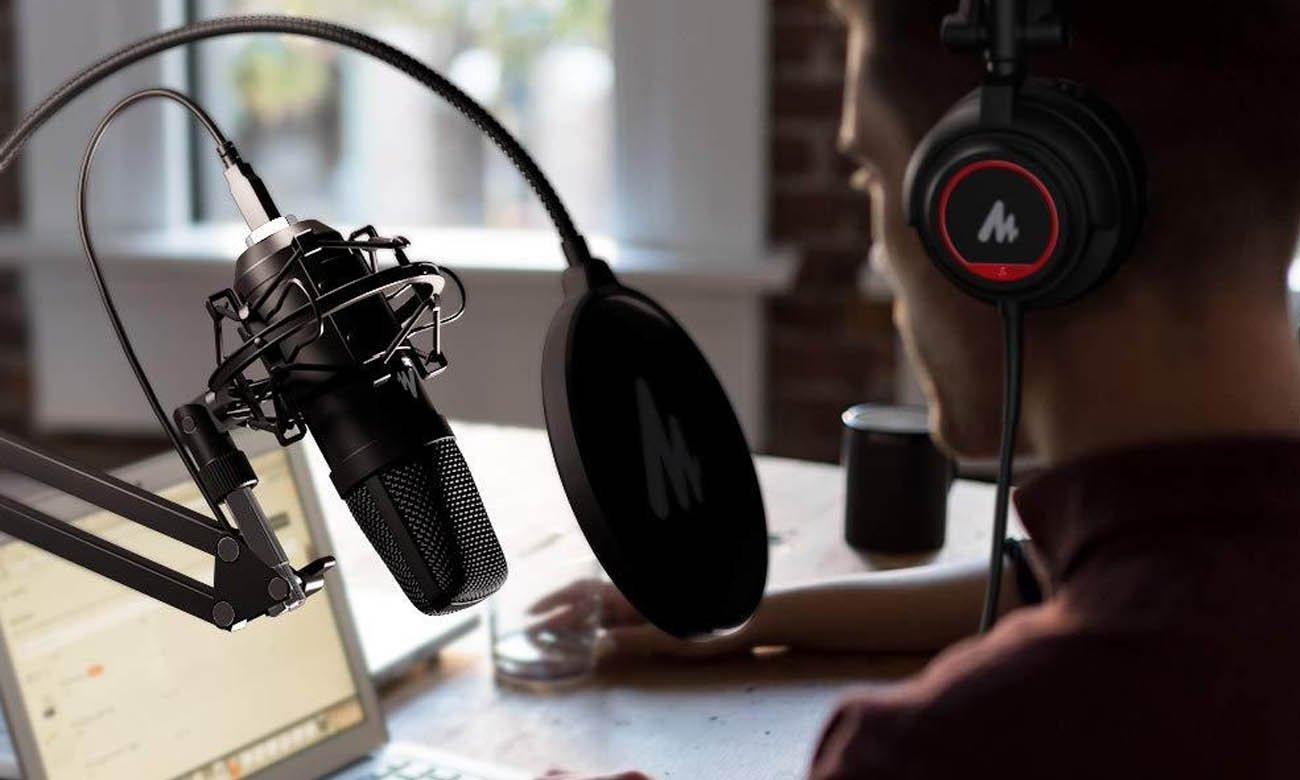 Kardioidalny mikrofon MAONO MKIT-XLR