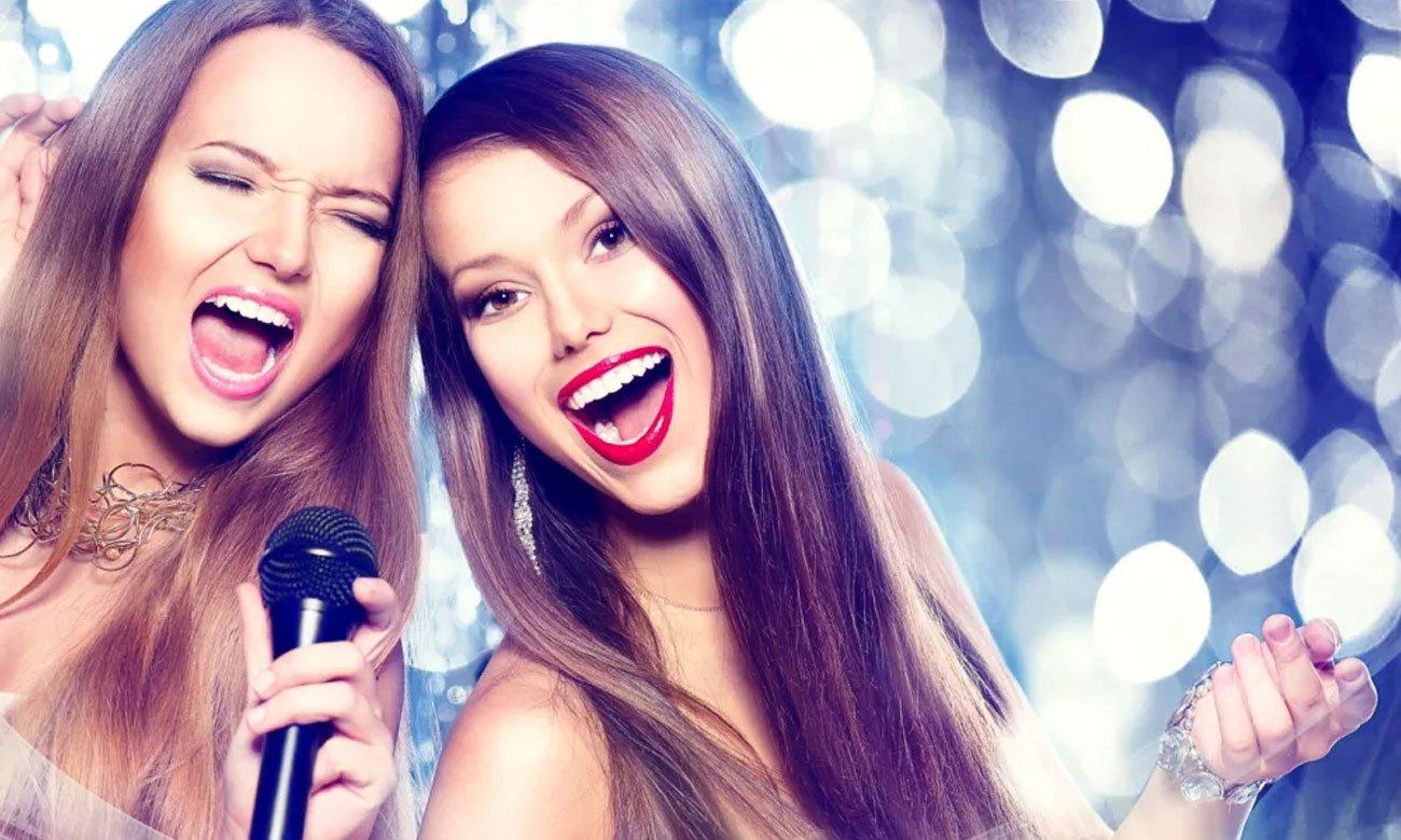 Funkcja karaoke w Manta SPK5000 BUFFALO