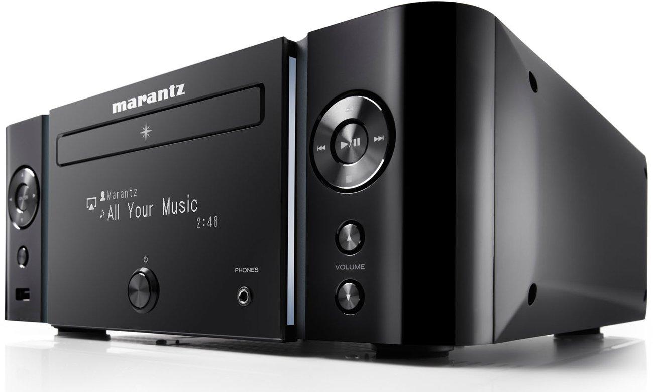 Elegancki amplituner CD Marantz MCR611